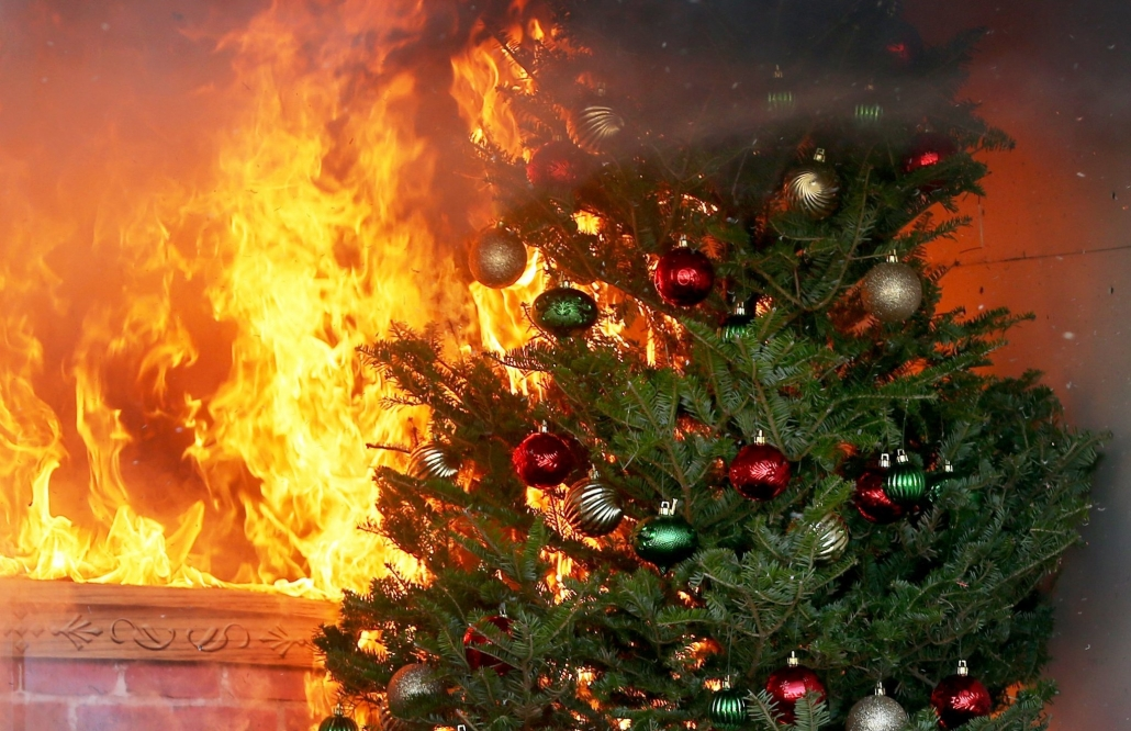 Tips Voor Een Brandveilige Kerstperiode Firsaco