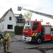Huis afgebrand door oververhitte batterij